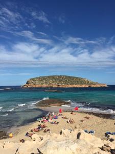 Ibiza Strände: Cala Comte Ibiza