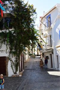 Dalt Vila in Ibiza Stadt