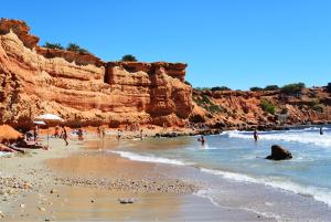 Ibiza Strände: Sa Caleta