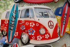 Hippieleben auf Ibiza
