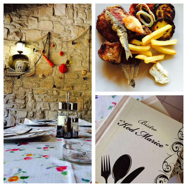 Restaurant Tipp Novigrad