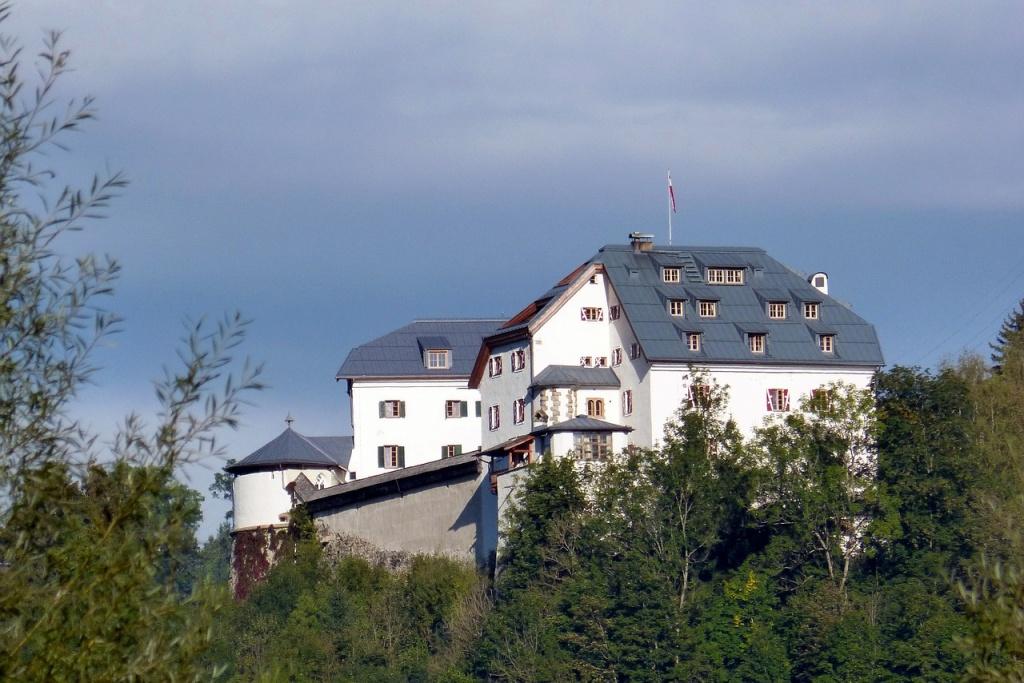 Herbsturlaub: Kuschelwochenende auf Schloss Mittersill