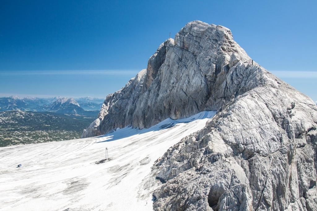 Herbsturlaub: Action auf dem Dachstein-Gletscher