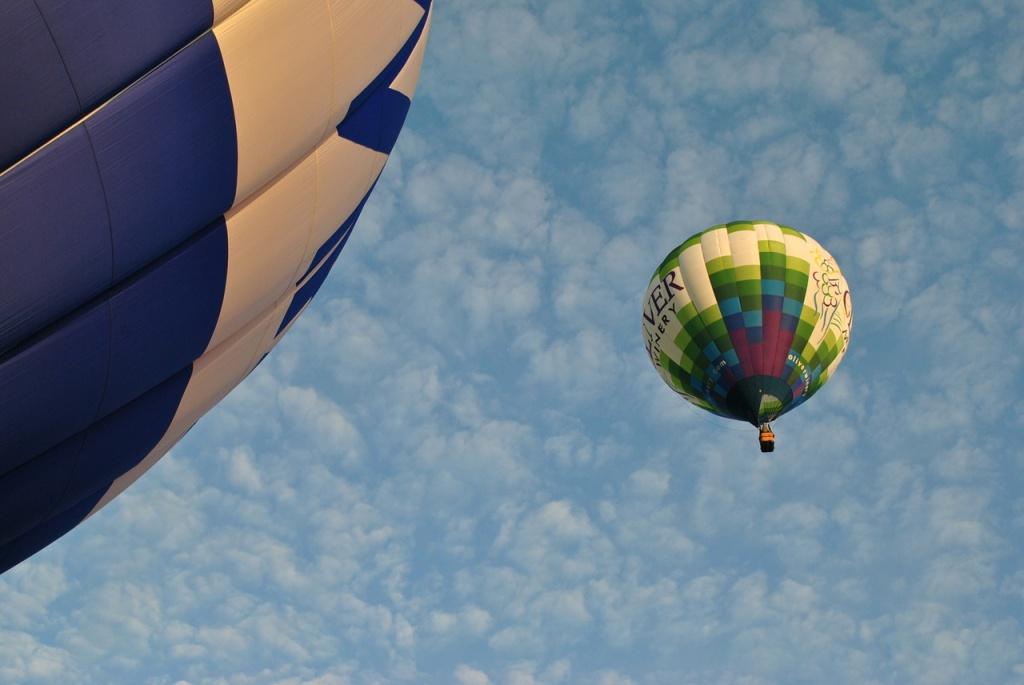 Herbsturlaub: Ballonfahren in der Steiermark