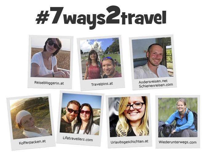 #7ways2travel