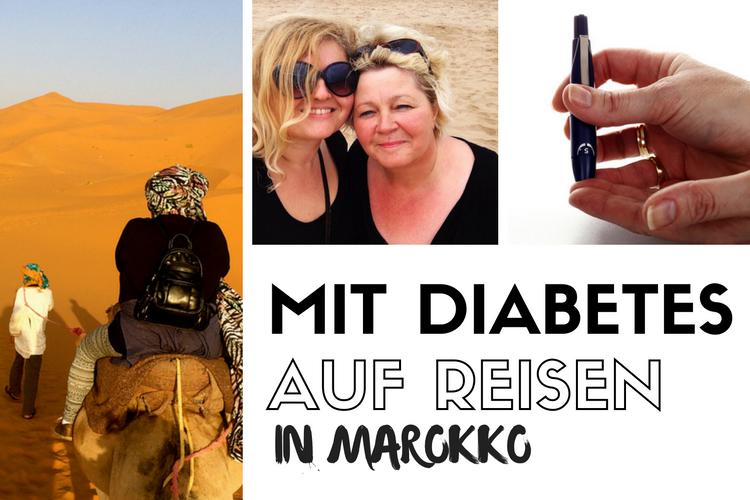 Diabetes auf Reisen
