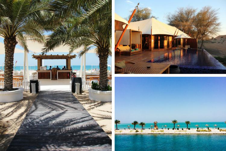 Urlaub im Winter Ras Al Khaimah