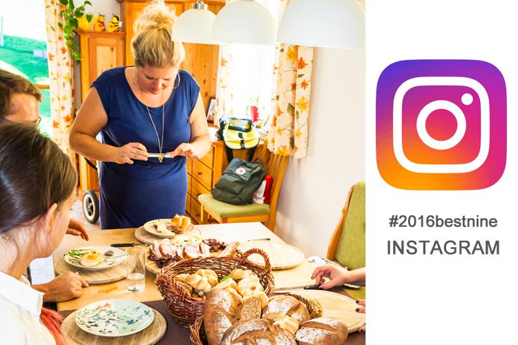 2016bestnine Instagram