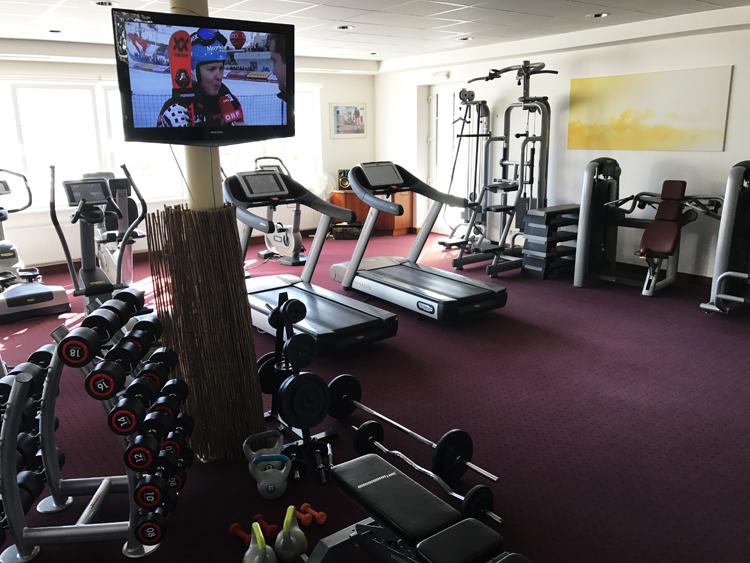 Fitnessstudio Peternhof