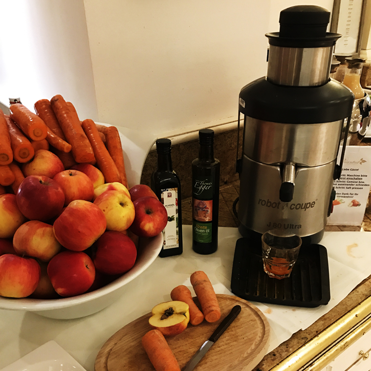Hotel Peternhof Kössen Frühstück