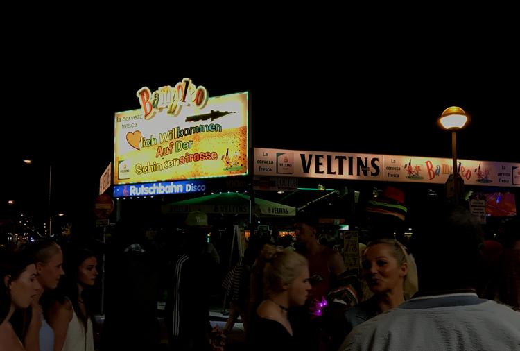 Ballermann Urlaub: Auf der Schinkenstraße