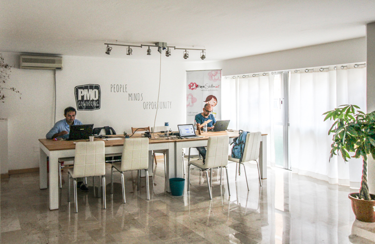 PMO Coworking Space Palermo