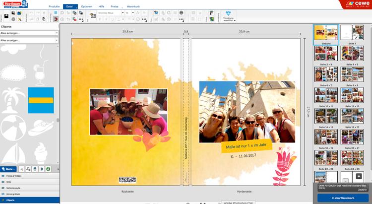 Mallorca Fotobuch