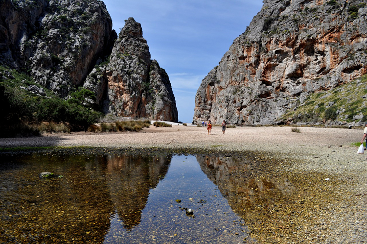 Mallorca Sehenswürdigkeiten Sa Calobra