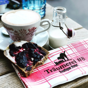 Frühstück im Auracher Löchl