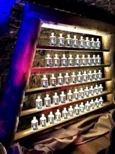 Miner's Gin 1517 Salzbergwerk Berchtesgaden