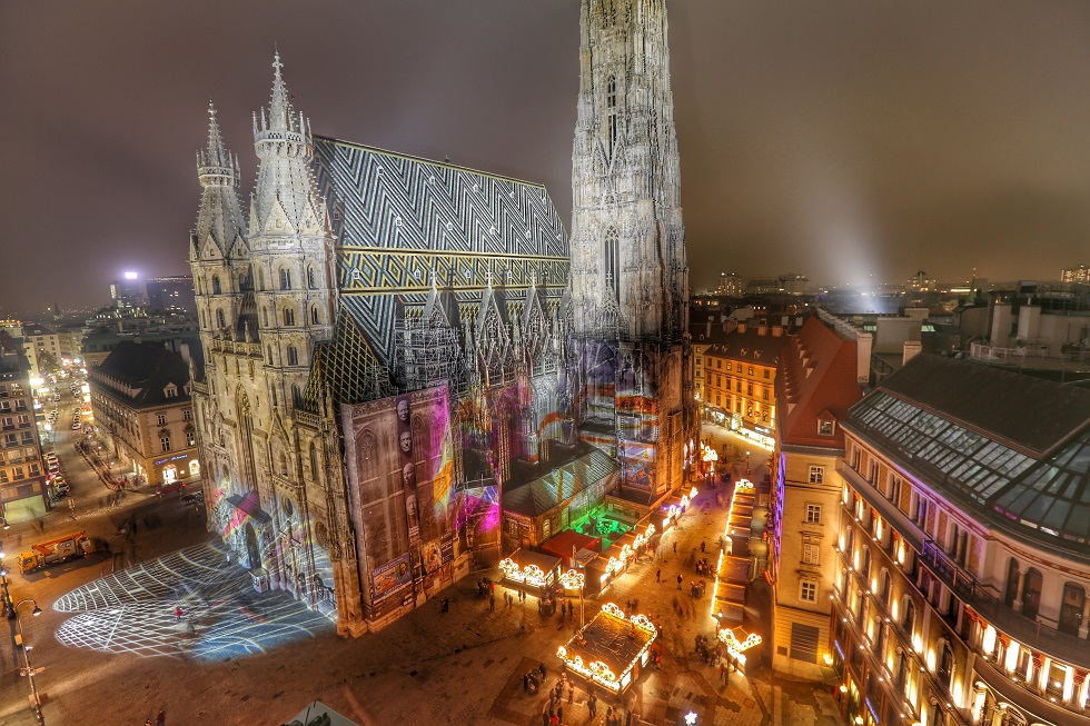 Christkindlmarkt am Stephansplatz