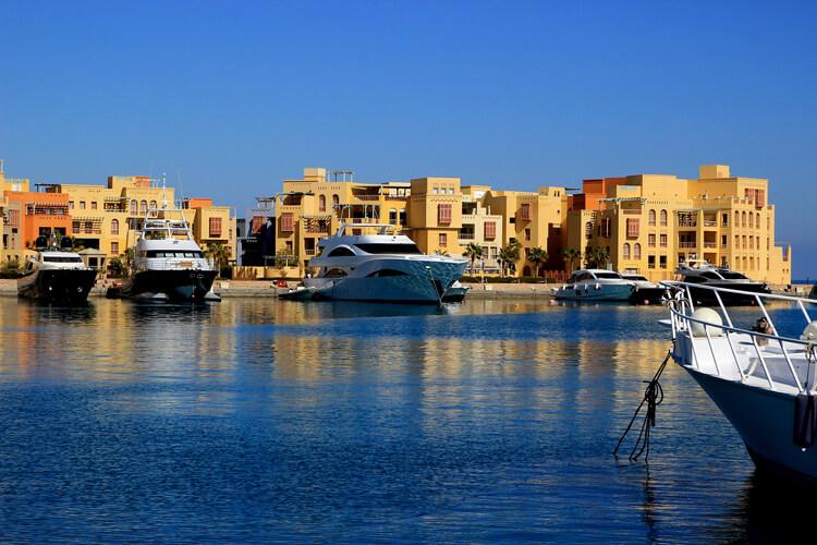 Ägypten Urlaub: El Gouna