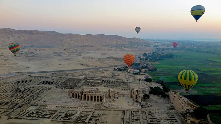Ägypten Urlaub: Das Tal der Könige