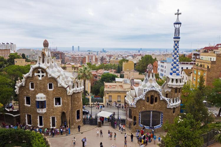 Beliebte Reiseziele Barcelona