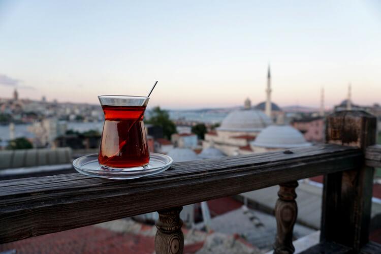 Beliebte Reiseziele Istanbul