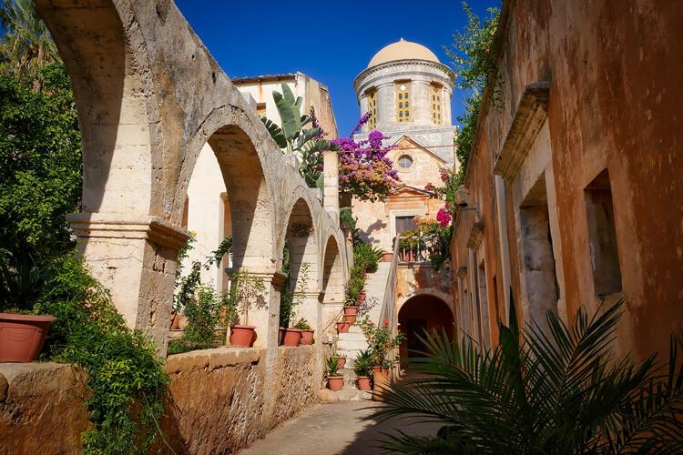 Beliebte Reiseziele Kreta