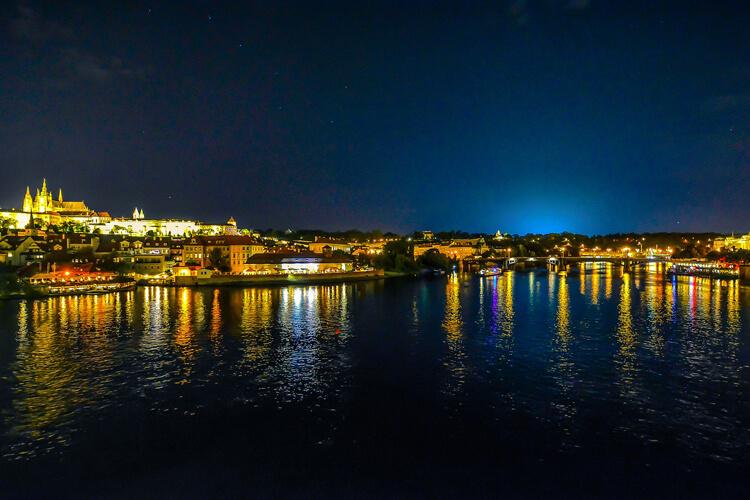 Beliebte Reiseziele Prag