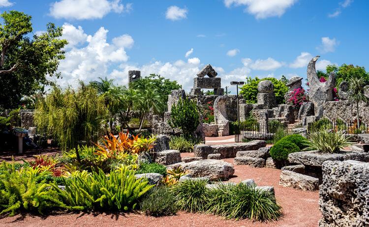 Coral Castle - Korallenburg Miami