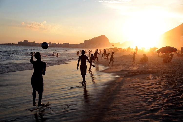 Copacapana Rio de Janeiro