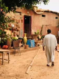 Töpferei in Agadir