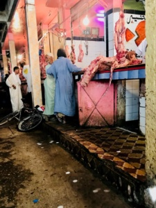 Rissani Souk Marokko