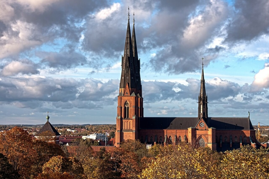 Sehenswürdigkeiten in Schweden Uppsala