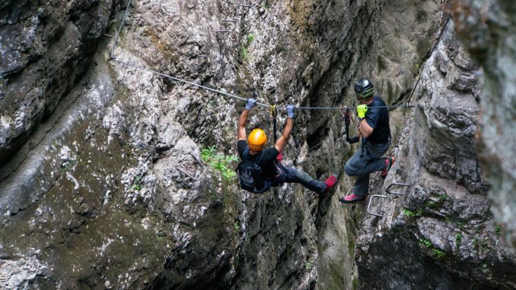 Kletterurlaub