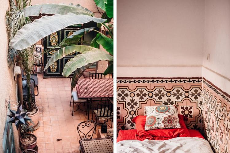 Marrakech Hotels Riad Dar Mchicha