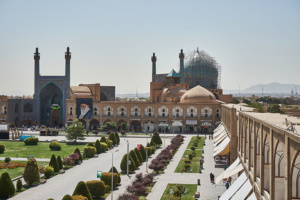 Platz in Isfahan