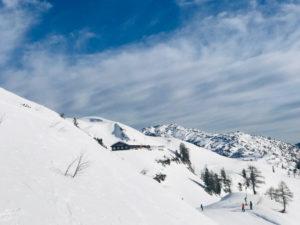 Loseralm - Skigebiet Loser