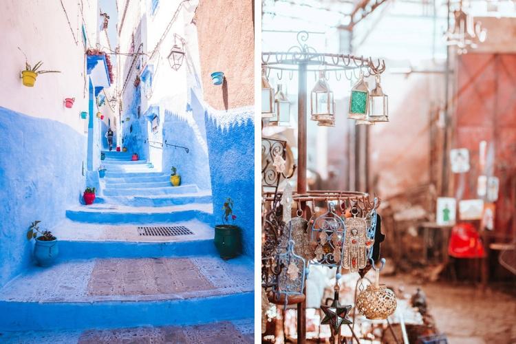 Marokko Sehenswürdigkeiten