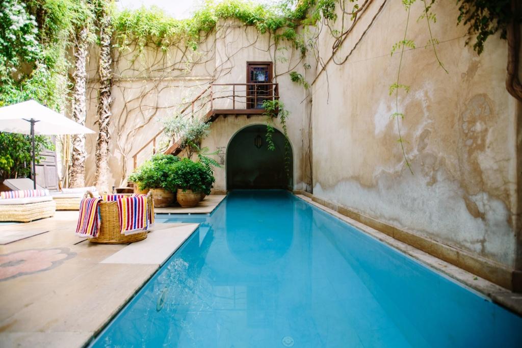 Marrakech Hotels El Fenn