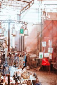 Marrakech Hotels und Riads