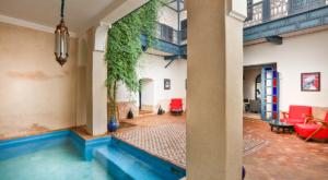Marrakech Hotels Riad dar Sara