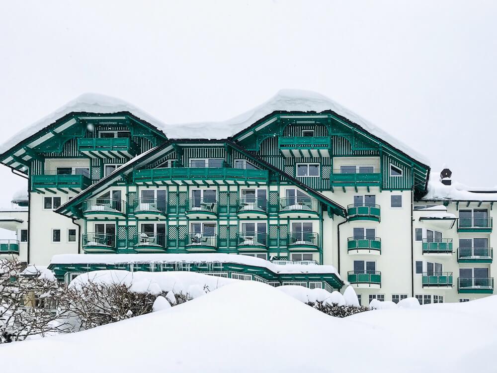Hotel Seevilla am Altauseer See