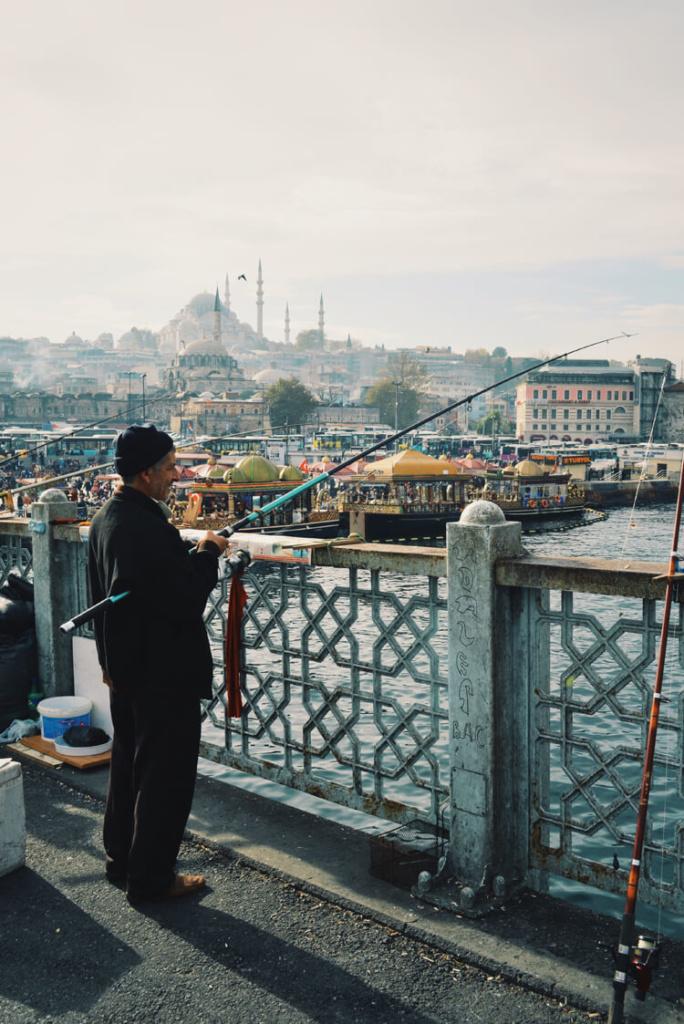 Travel Bucket Liste Istanbul