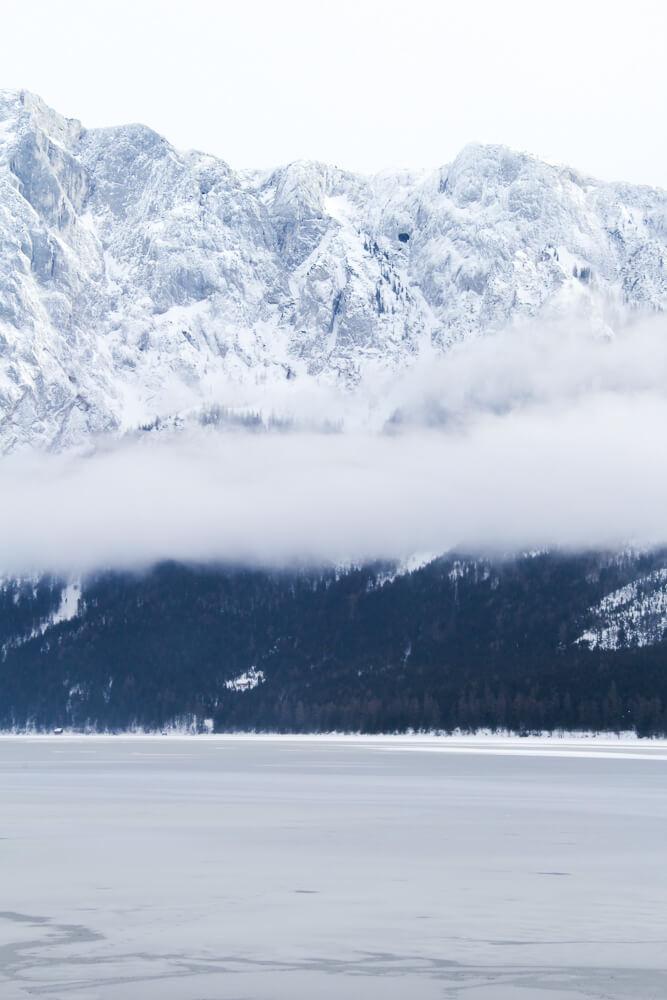 Trisselwand am Altauseer See
