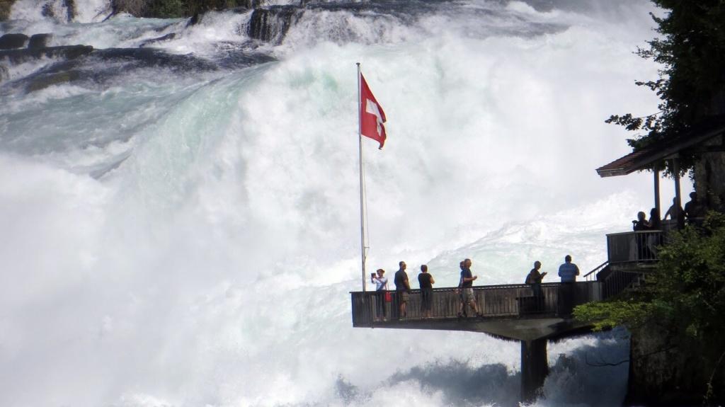 Zürich Sehenswürdigkeiten Rheinfall