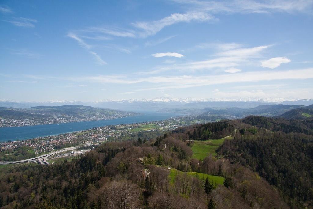 Zürich Sehenswürdigkeiten Uetliberg