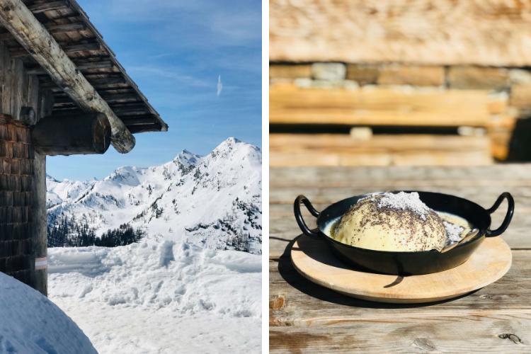 4-Berge 4 Genüsse: Skifahren in Schladming