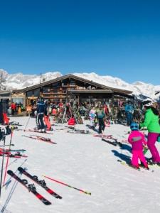 Skifahren Reiteralm Schladming