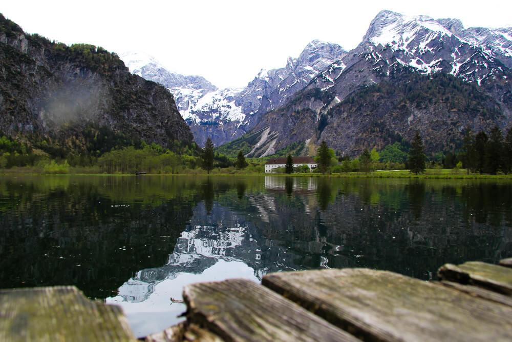 Waldbaden mit WALDNESS - Almtal, Almsee