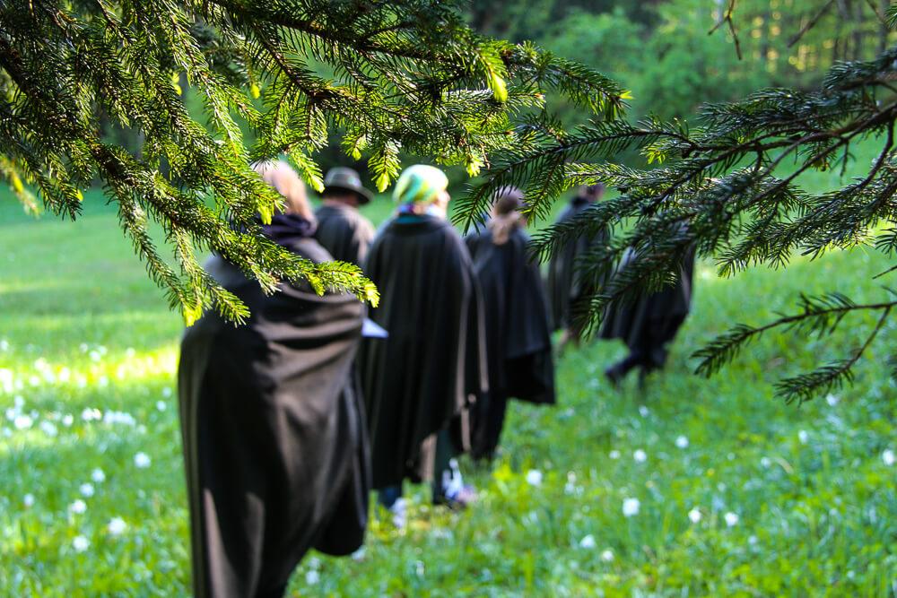 Waldbaden mit WALDNESS - Almtal