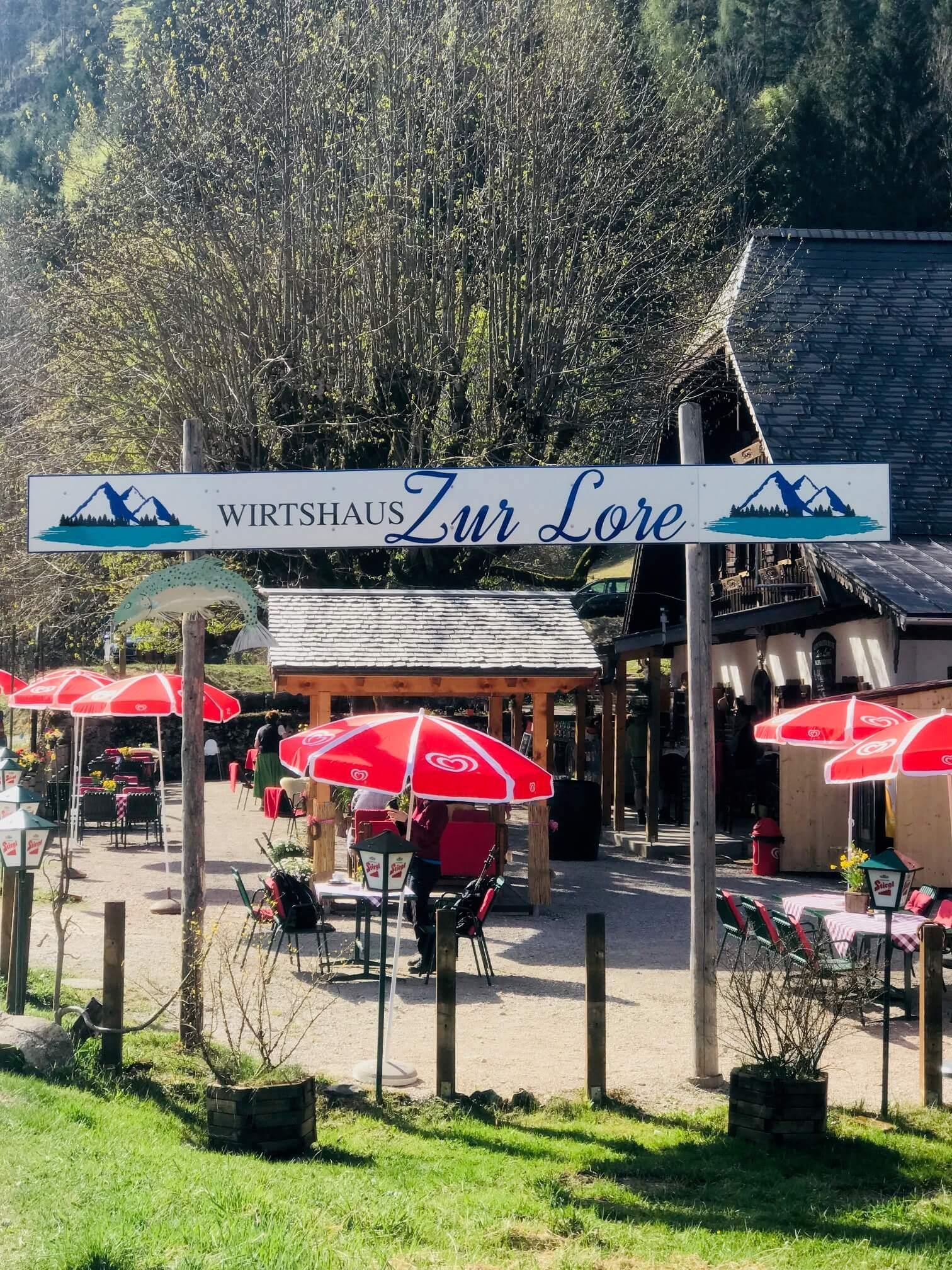 Gasthaus zur Lore am Schwarzensee